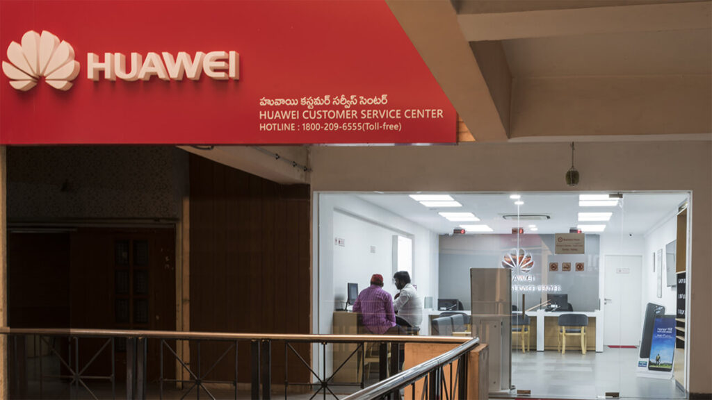 Huawei office furniture