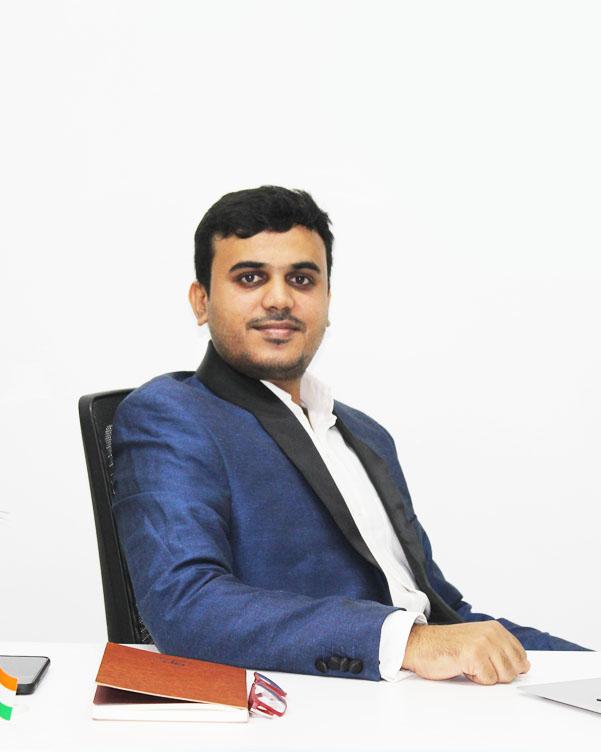 Madhav P Joshi