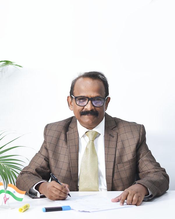 Chandrakumar Balasubramanian