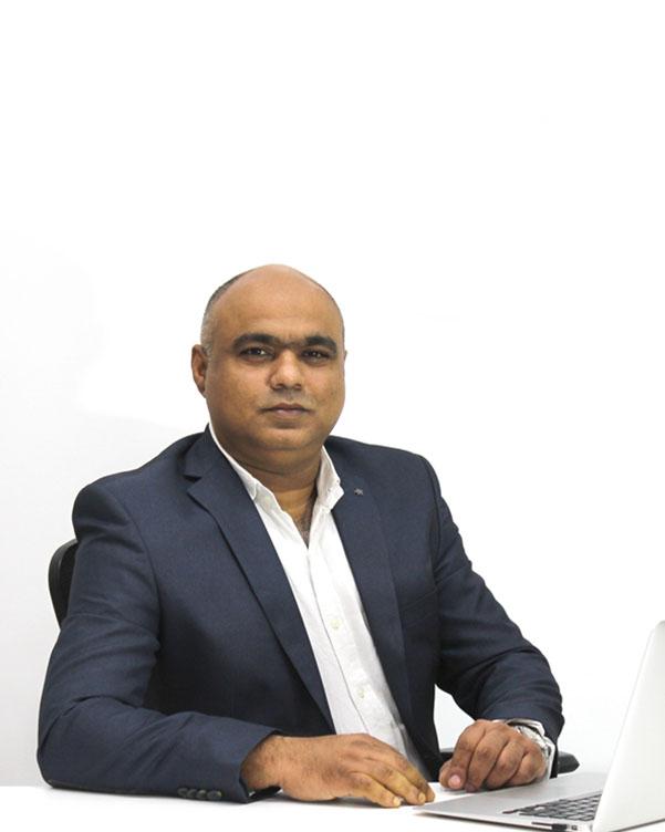 Vivek Vickey